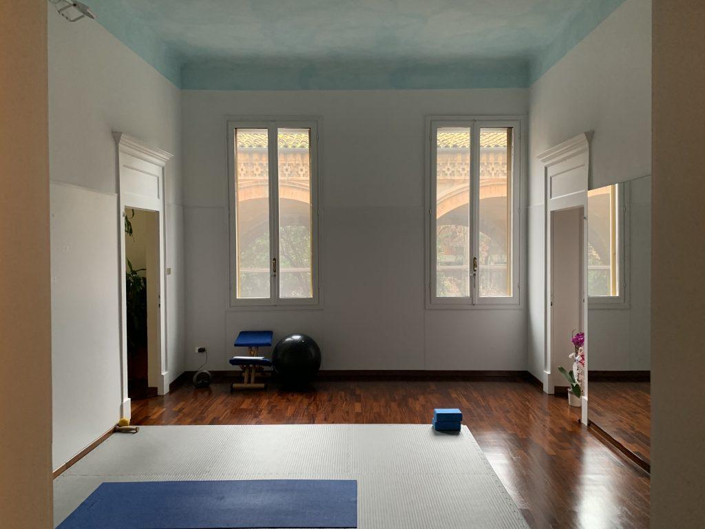 sala yoga integrato